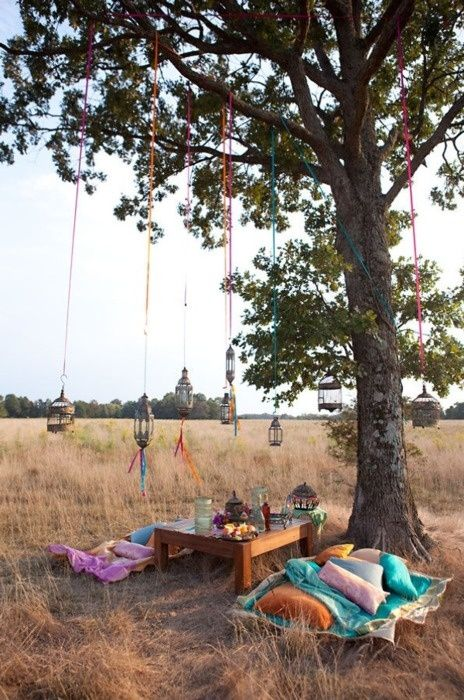 Picnic in field - How to plan the perfect picnic