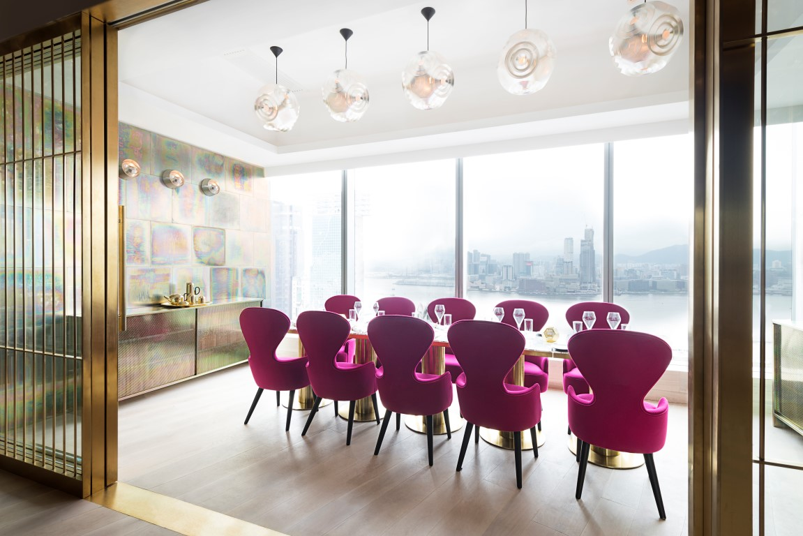 New ALTO Restaurant Interiors by Tom Dixon - The LuxPad - The Latest ...
