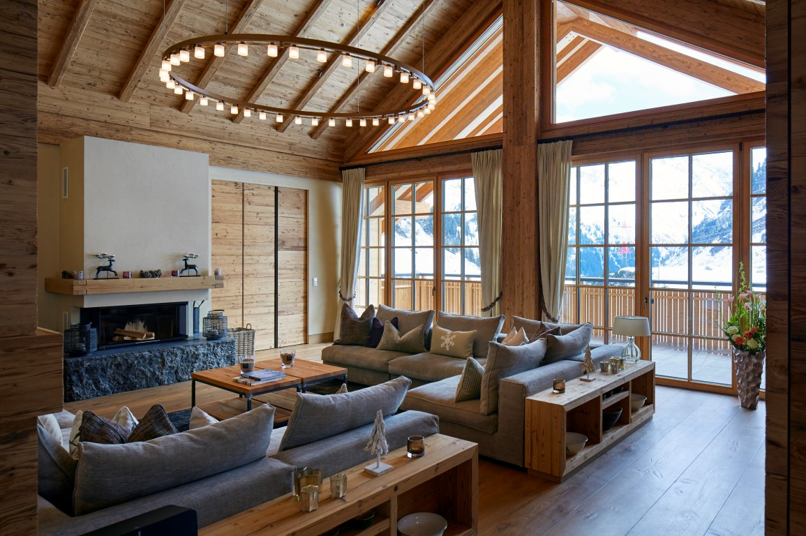 Arlberg1800 alpine resort launches the suites for Design hotel ski