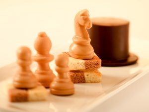 It's All in the Game Afternoon Tea - Image courtesy of Niall Clutton