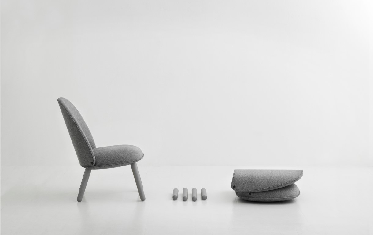 Revolutionary ace chair from normann copenhagen the luxpad for Normann copenhagen italia