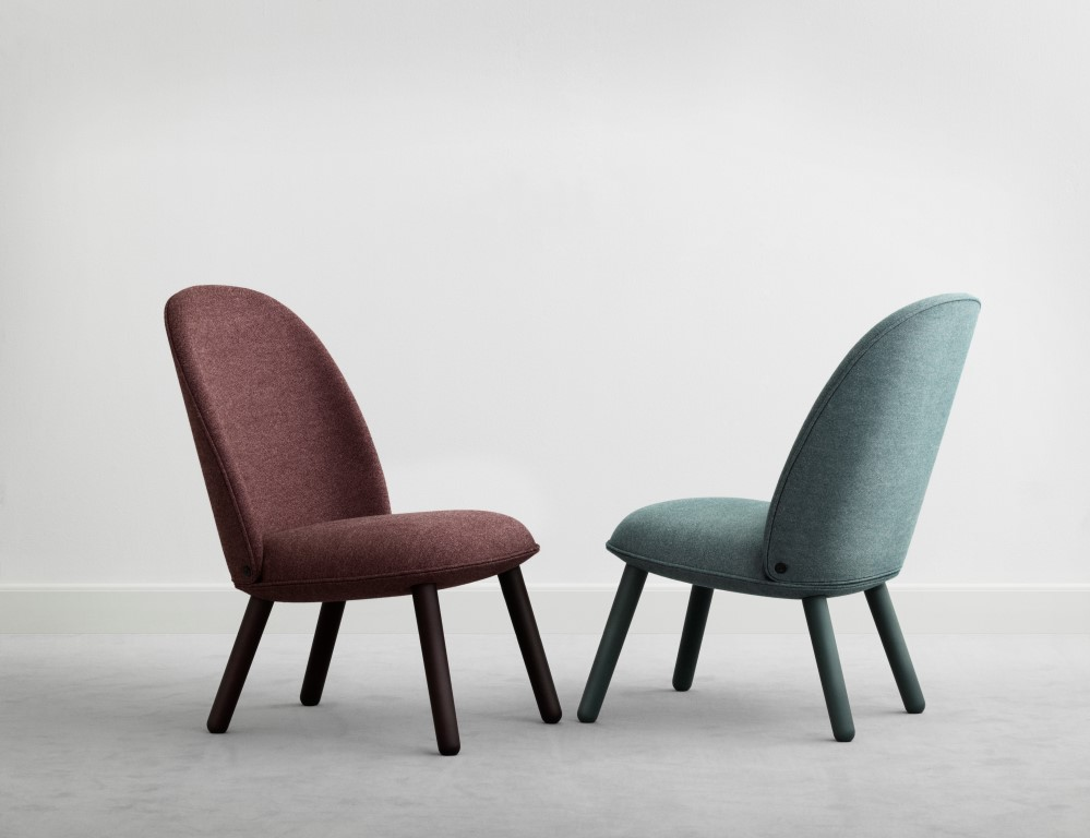 Revolutionary ace chair from normann copenhagen the luxpad for Chaise fauteuil