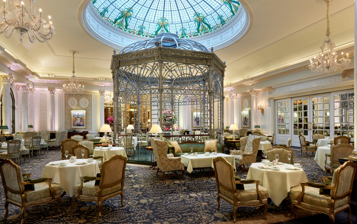 The Savoy's Thanes Foyer - Image Courtesy of The Savoy