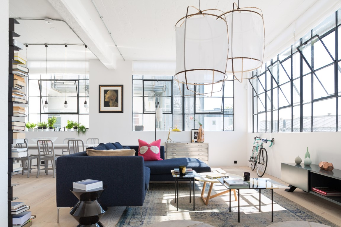 Interior by Nia Morris Studio - Photograph by Andrew Beasley