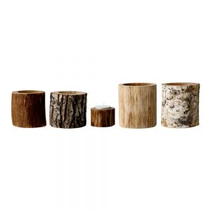 Bloomingville Nature Votives