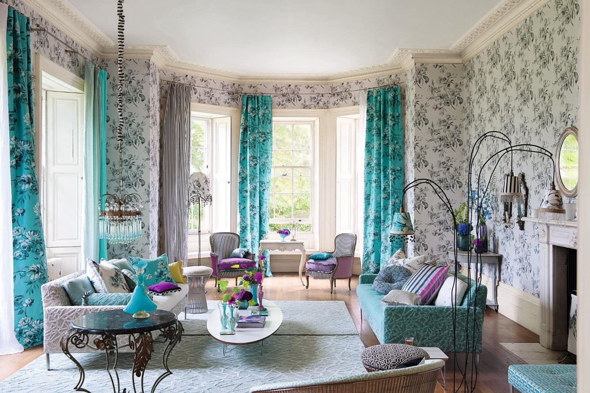 Stately Home Interiors.  Stepping Away From Contemporary Design Stately Home Style
