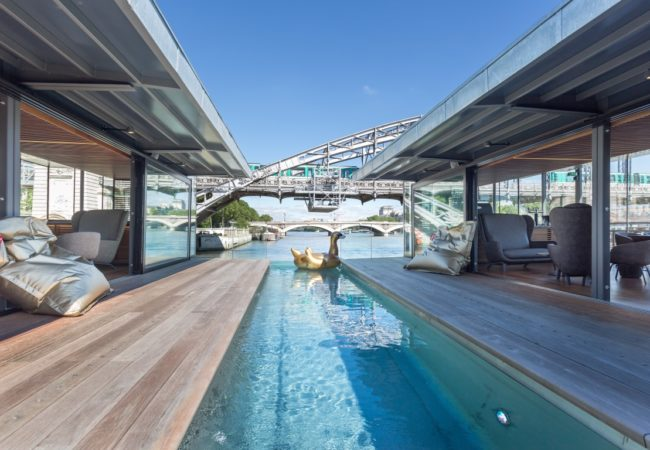 OFF Seine: A Unique Floating Experience in the Heart of Paris