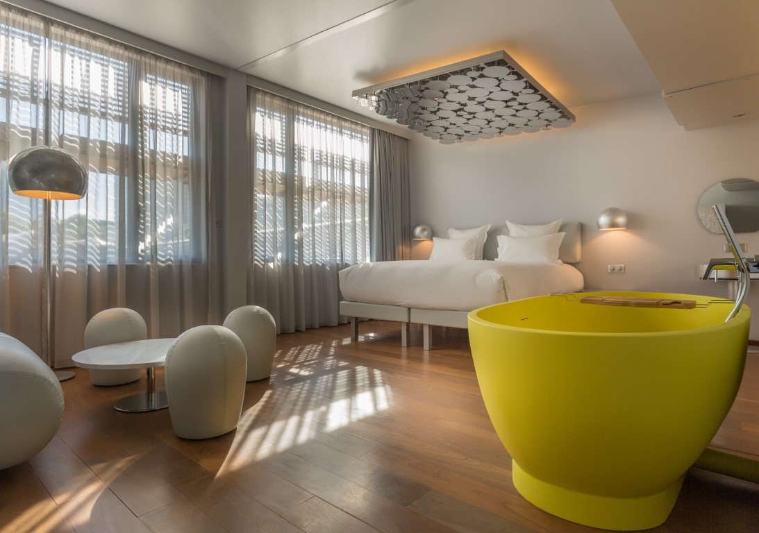 Silver Suite - Image courtesy of OFF Seine