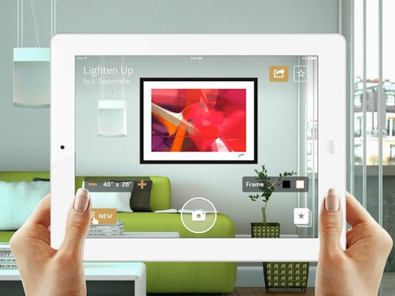AR In Action   Image Courtesy Of Curioos