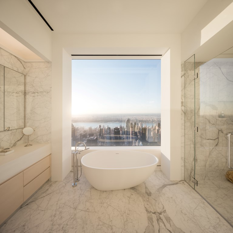 Luxury 86th Floor Penthouse At 432 Park Avenue New York