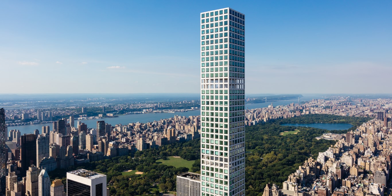 luxury 86th floor penthouse at 432 park avenue new york the luxpad. Black Bedroom Furniture Sets. Home Design Ideas