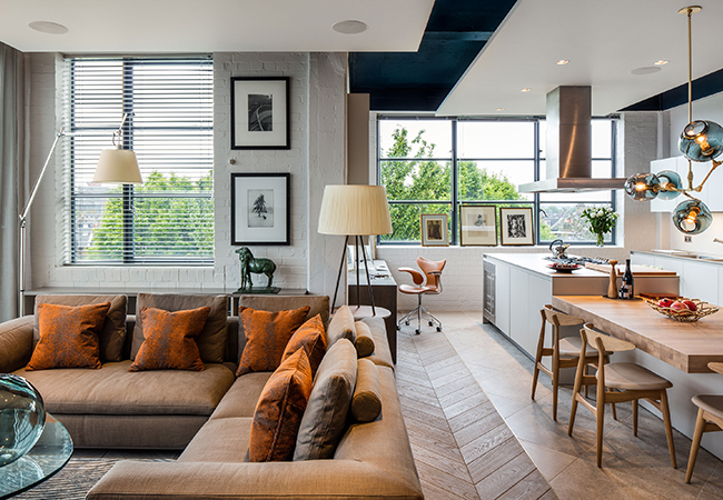 Rovers return pied à terre chiswick london