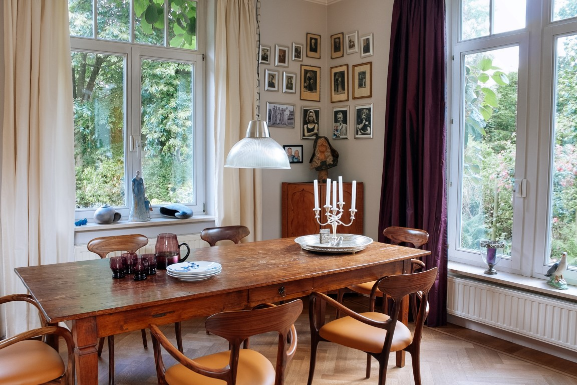 Country Dining Room – Customer Project completed by