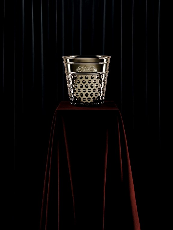 Ghidini 1961 'Here' Thimble Champagne Cooler by Studio Job