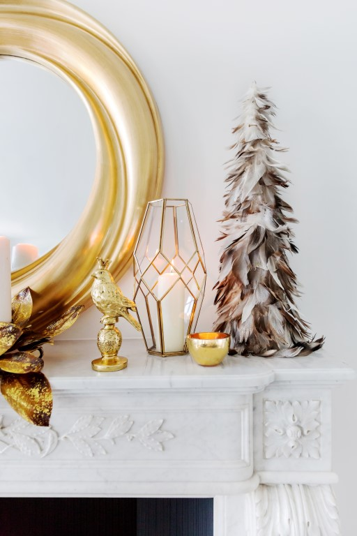 Opulent Christmas Interior Trend The Luxpad