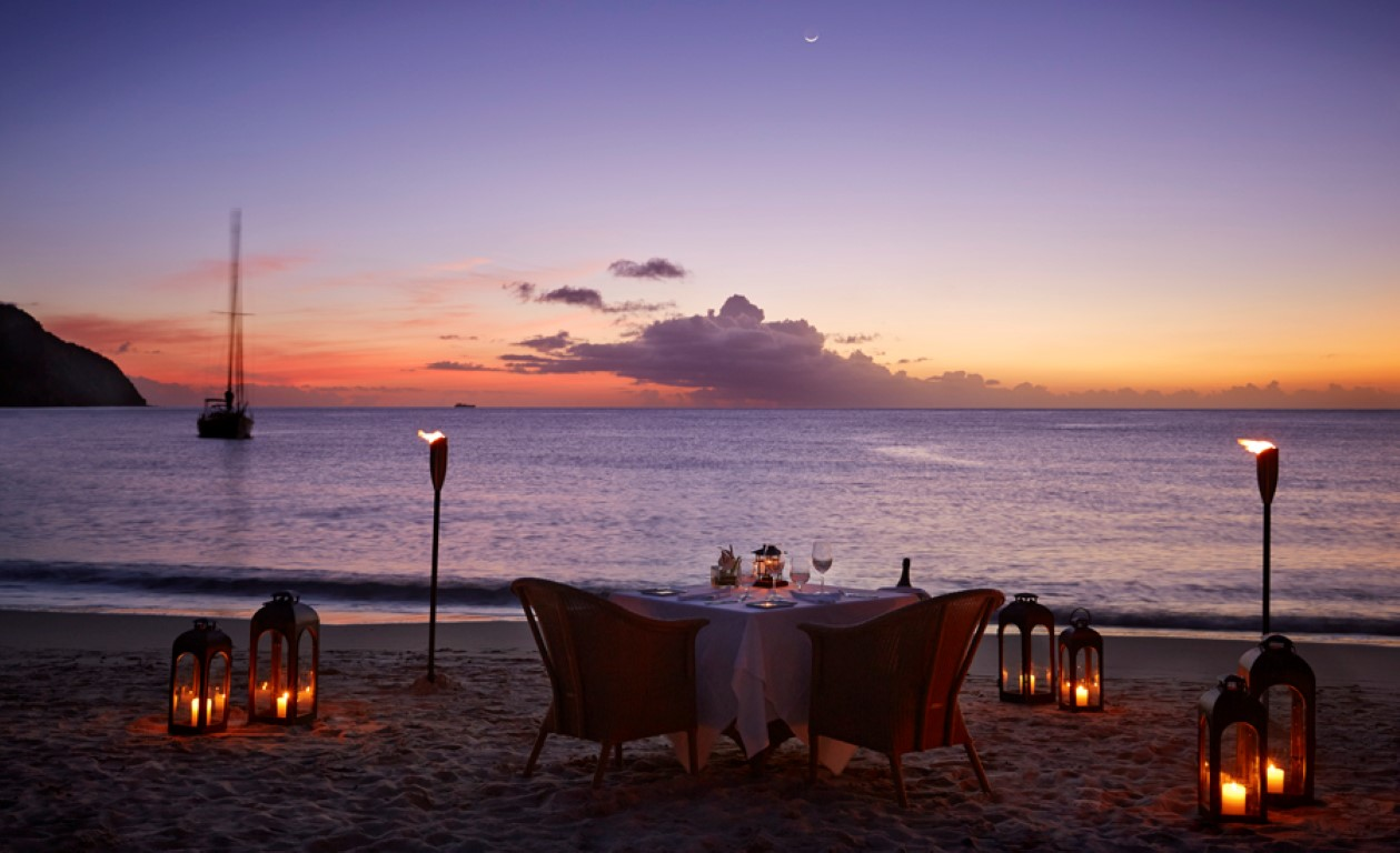 Image courtesy of Sugar Beach, A Viceroy Resort