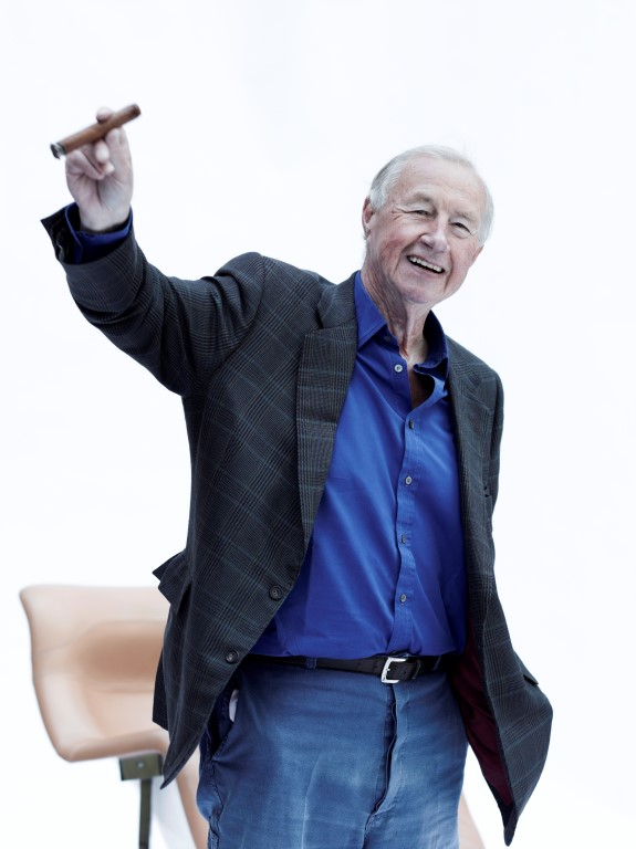 Sir Terence Conran - Co-founder of The Design Museum