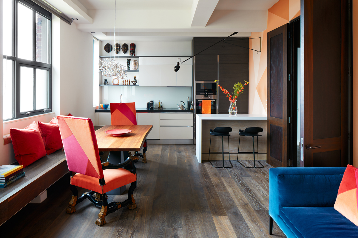 Complicity Clapham Project by Studio Hopwood - Photograph by Andrew Beasley