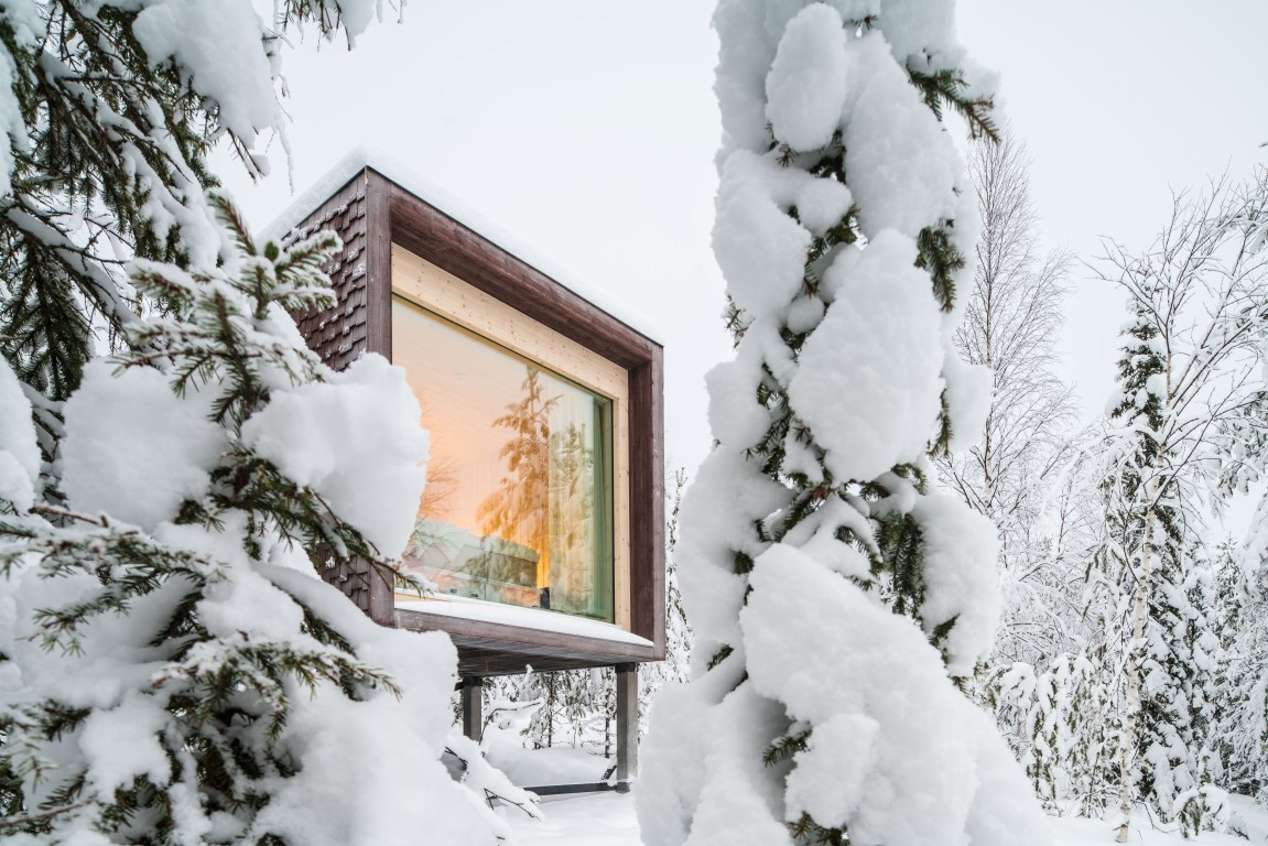 Image credit: Arctic TreeHouse Hotel