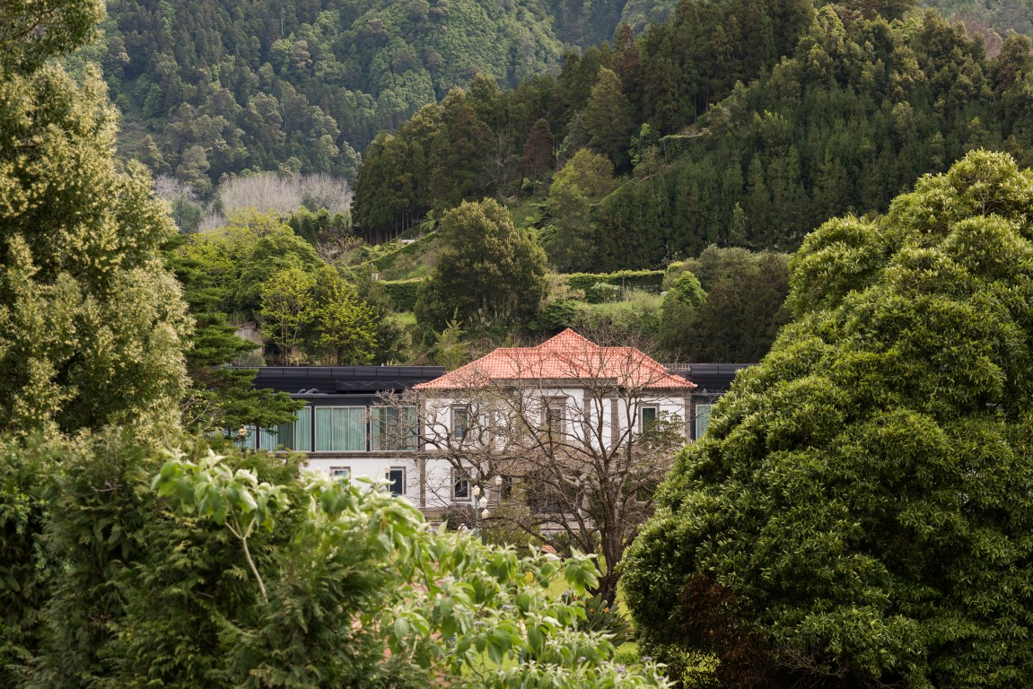 Image credit: Furnas Boutique Hotel