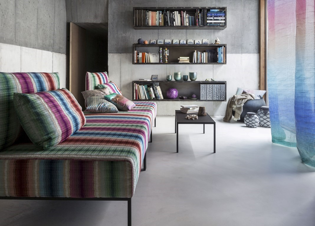 missoni home launch 2017 home collection the luxpad. Black Bedroom Furniture Sets. Home Design Ideas