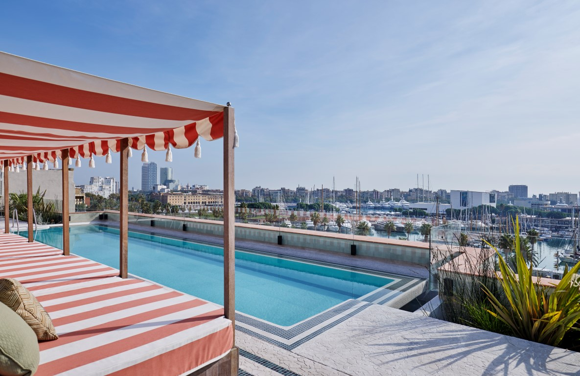 Soho House Barcelona The Luxpad