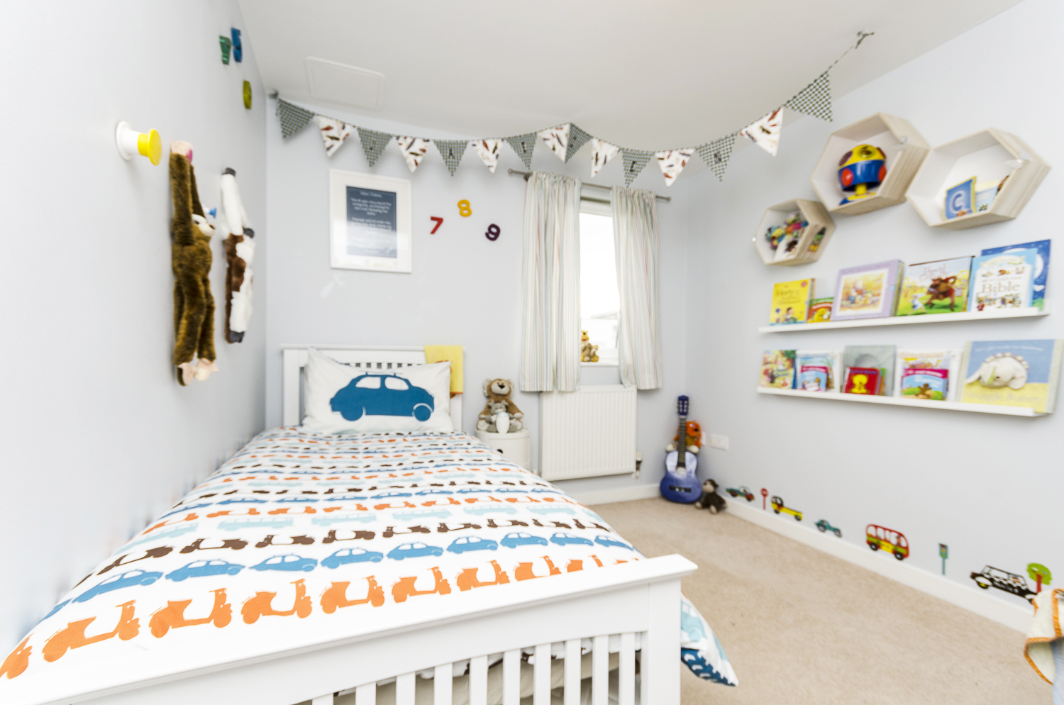 27 stylish ways to decorate your children 39 s bedroom the luxpad - Images of kiddies decorated room ...