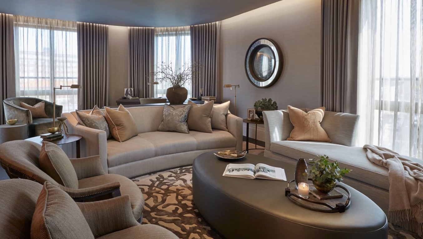 Marvelous Luxury Chelsea Apartment By Sophie Paterson Interiors Awesome Ideas