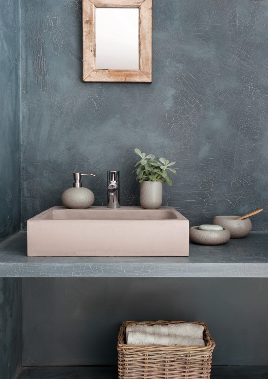 aqua coloured bathroom accessories. Fresh Shades Of Blue Combined With Intriguing Stone Accessories Will Help  To Create An Instant Sense True Luxury How Update Your Bathroom Accessories The LuxPad