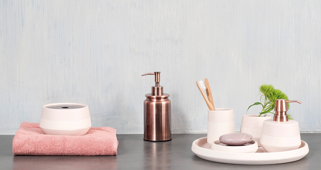 aquanovas range of minimalistic bathroom accessories are produced in a range of colours to suit existing home styles every season sees a development