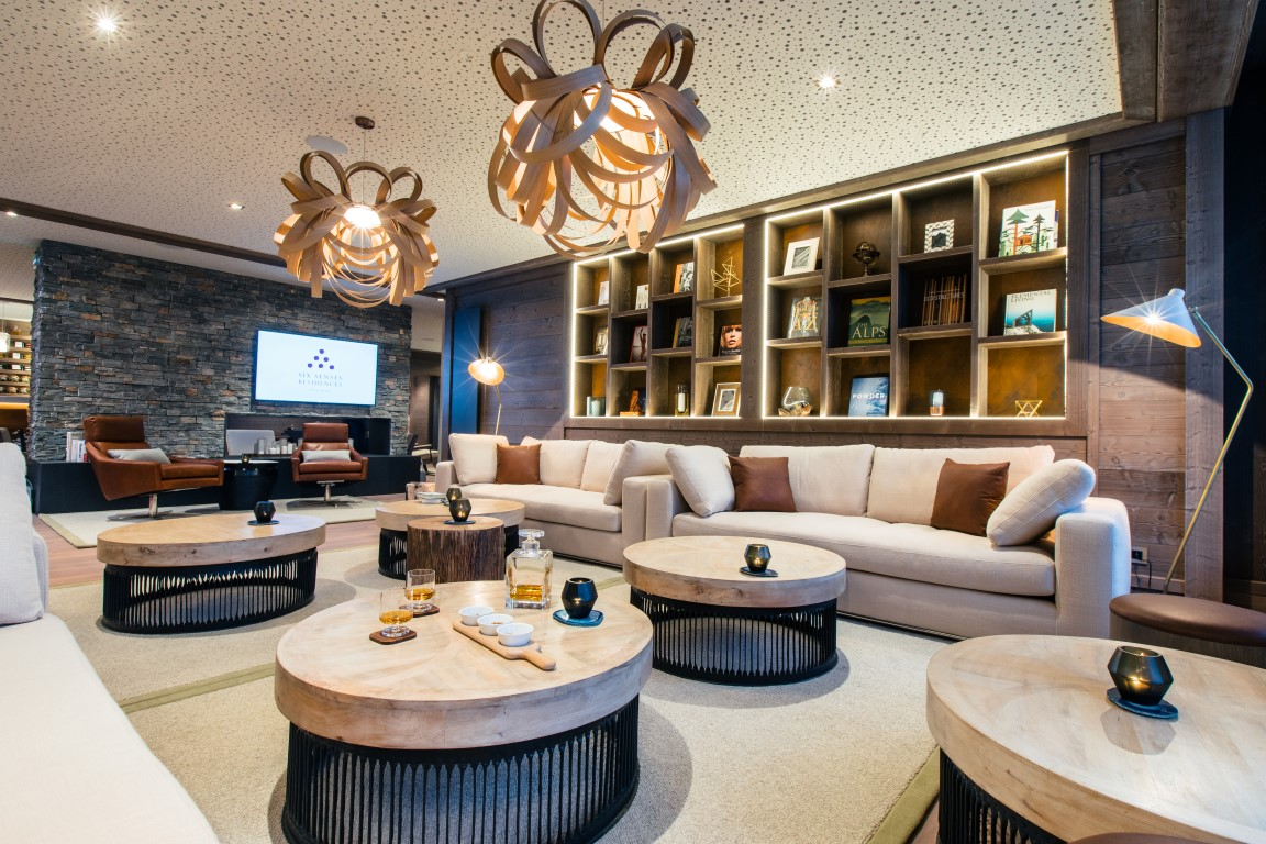 Amazing Chalet Chic Interiors Courcehvel