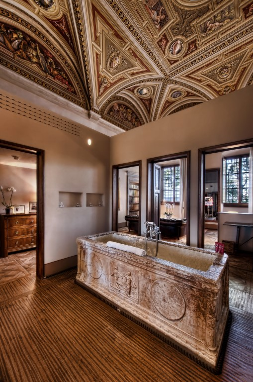 Luxury Bathrooms Il Salviatino - Florence