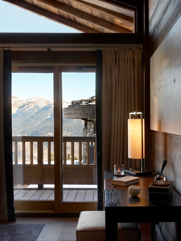 Chalet Chic Interiors Courcehvel