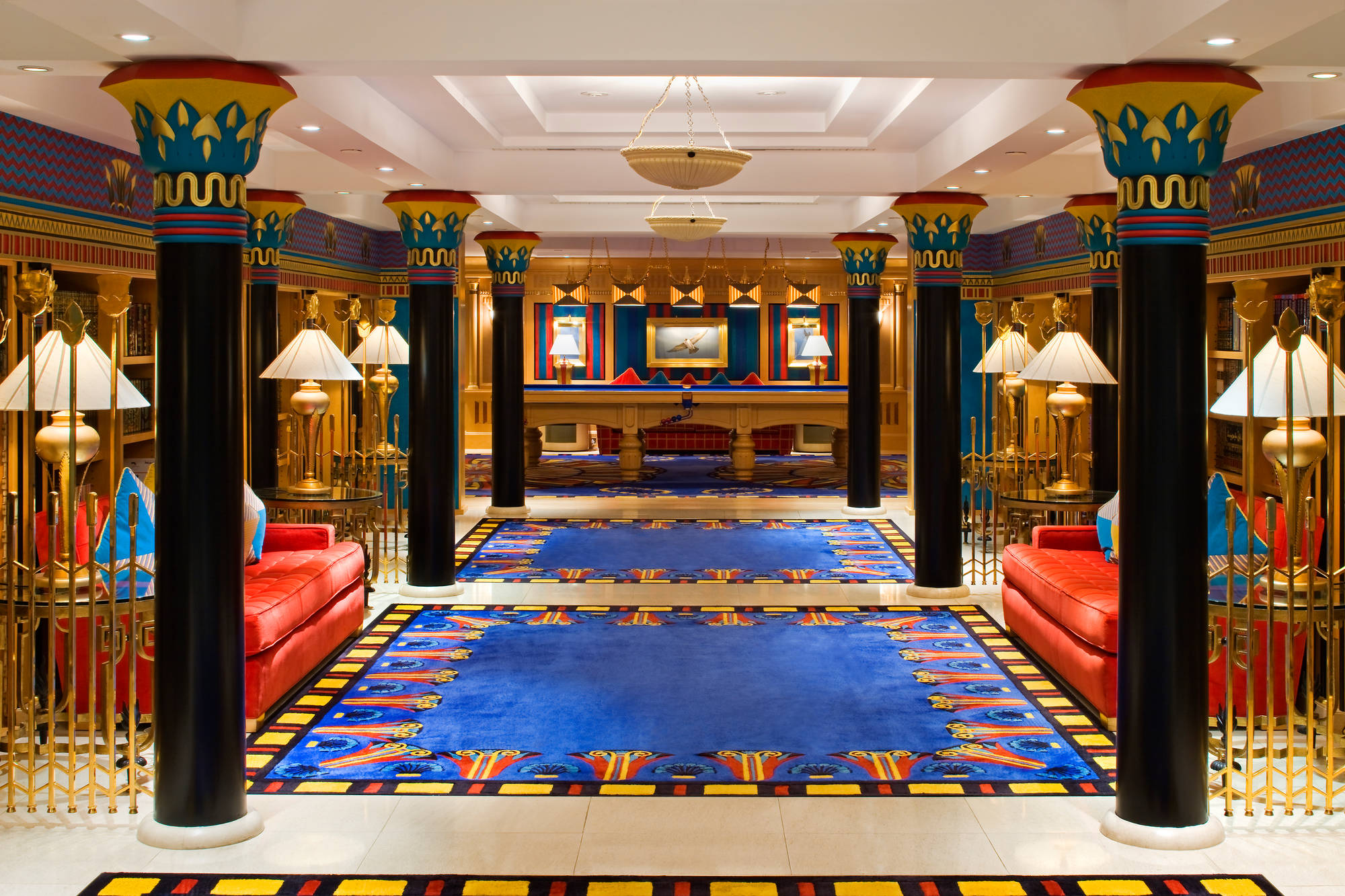 Burj Al Arab Inside The Worlds Most Luxurious Hotel Interior Design
