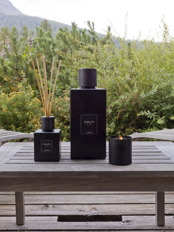 Fragrances for the home