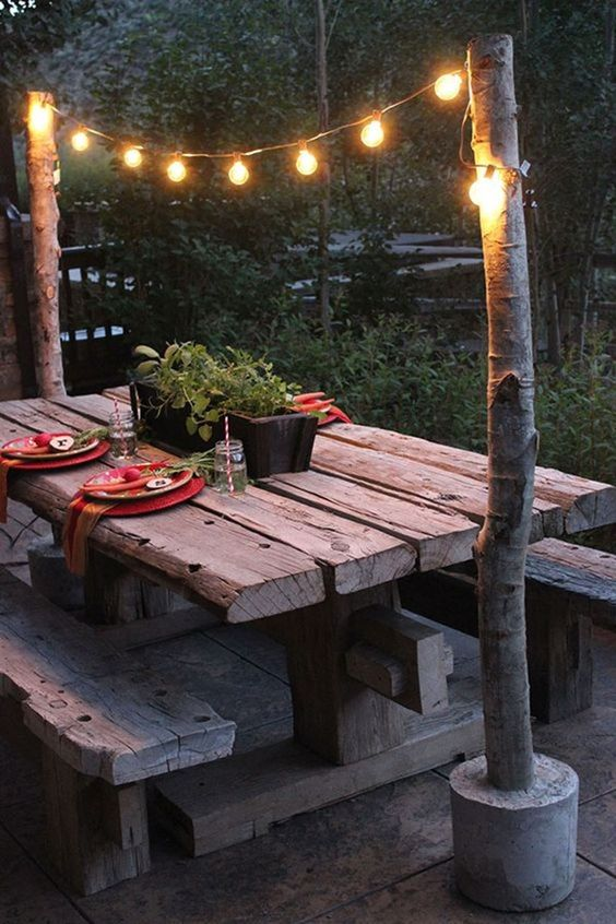 Anna Morrison Outdoor Lighting Ideas