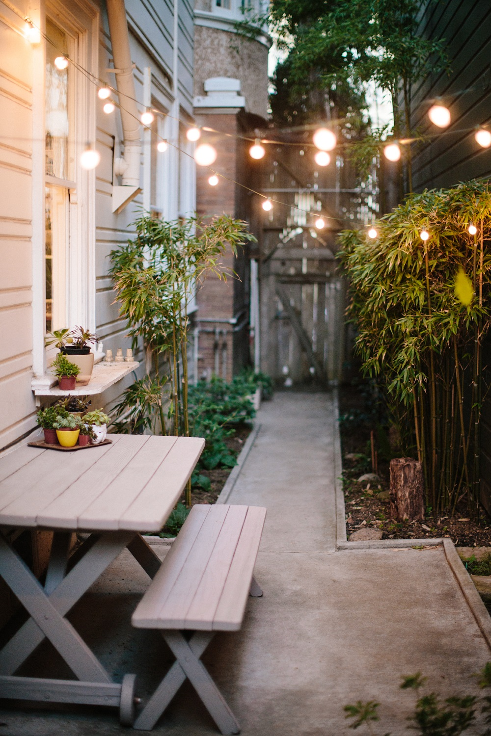 38 Innovative Outdoor Lighting Ideas For Your Garden Wiring Outside Landscape Lights Danielle Parisi Festoon Light