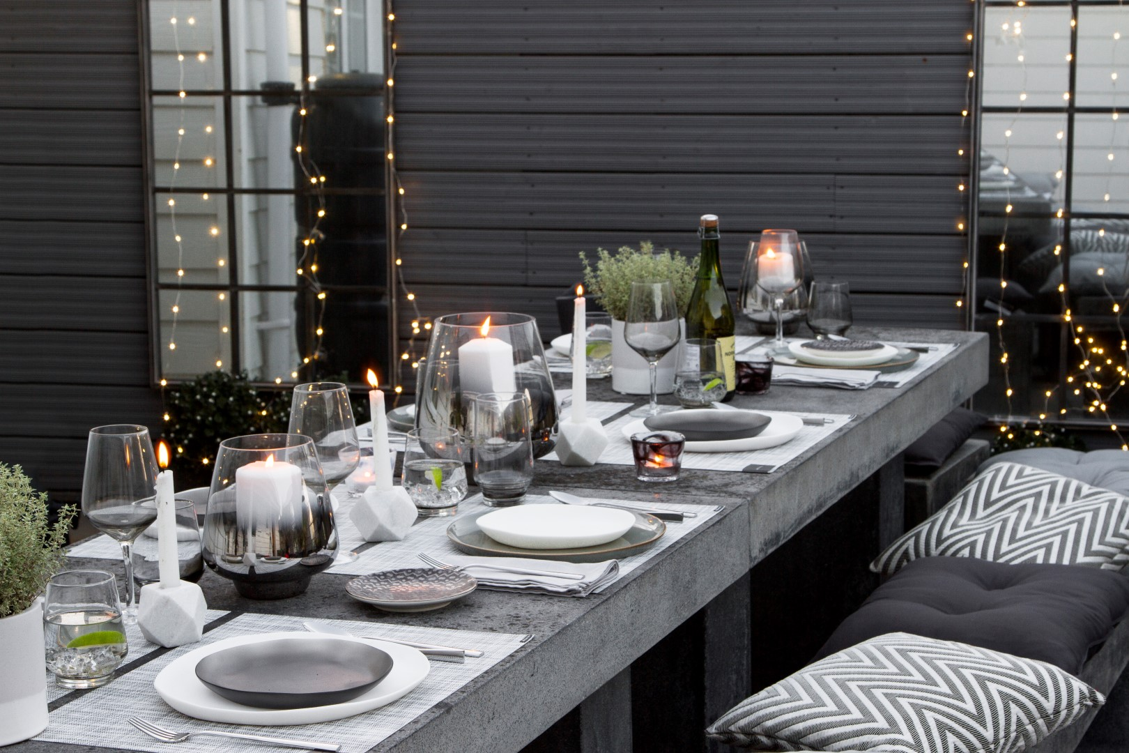 5 Garden Patio Ideas To Prepare For Outdoor Dining