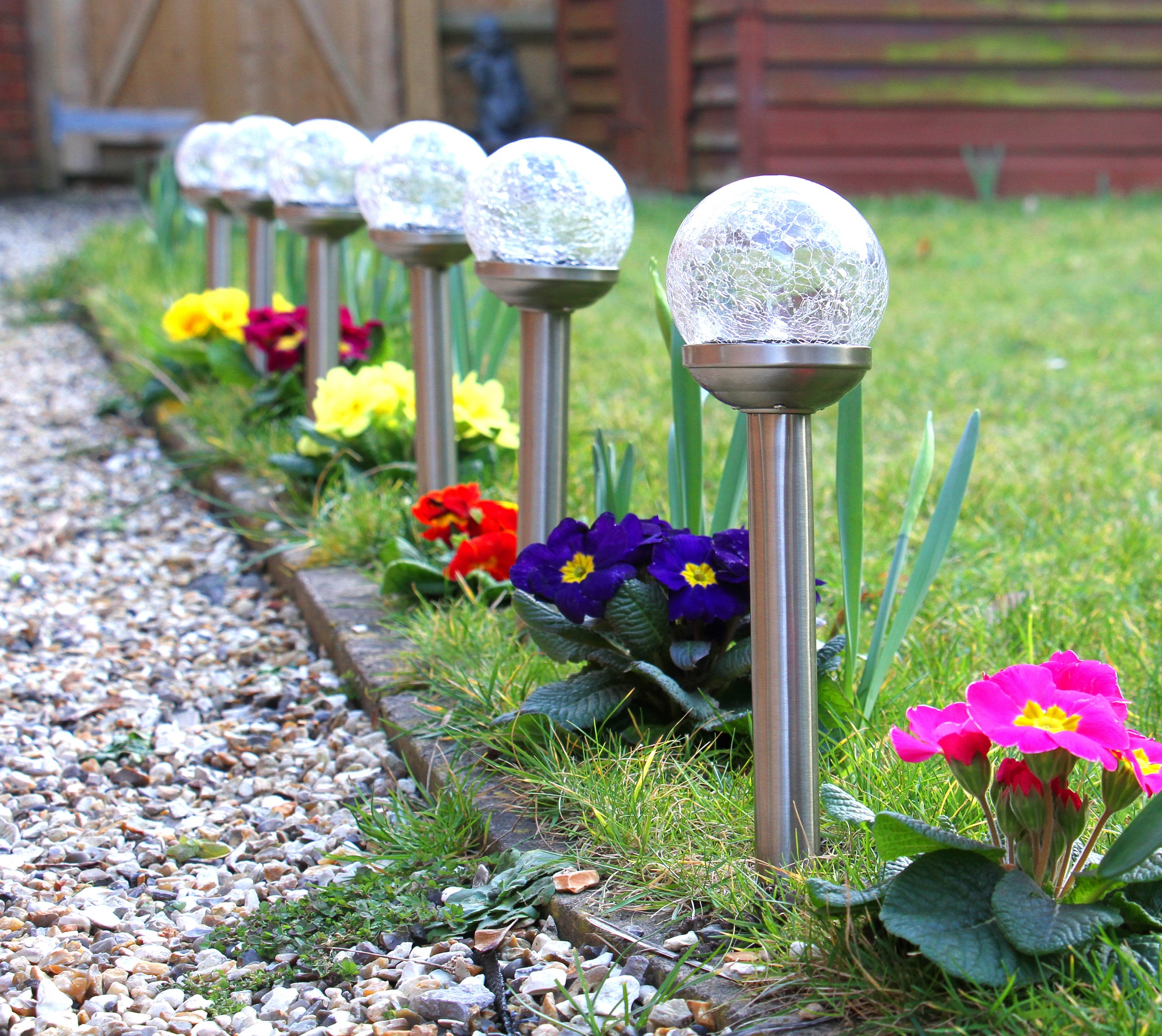 amazing garden lighting flower. Primrose-Garden-Lighting-Ideas Amazing Garden Lighting Flower
