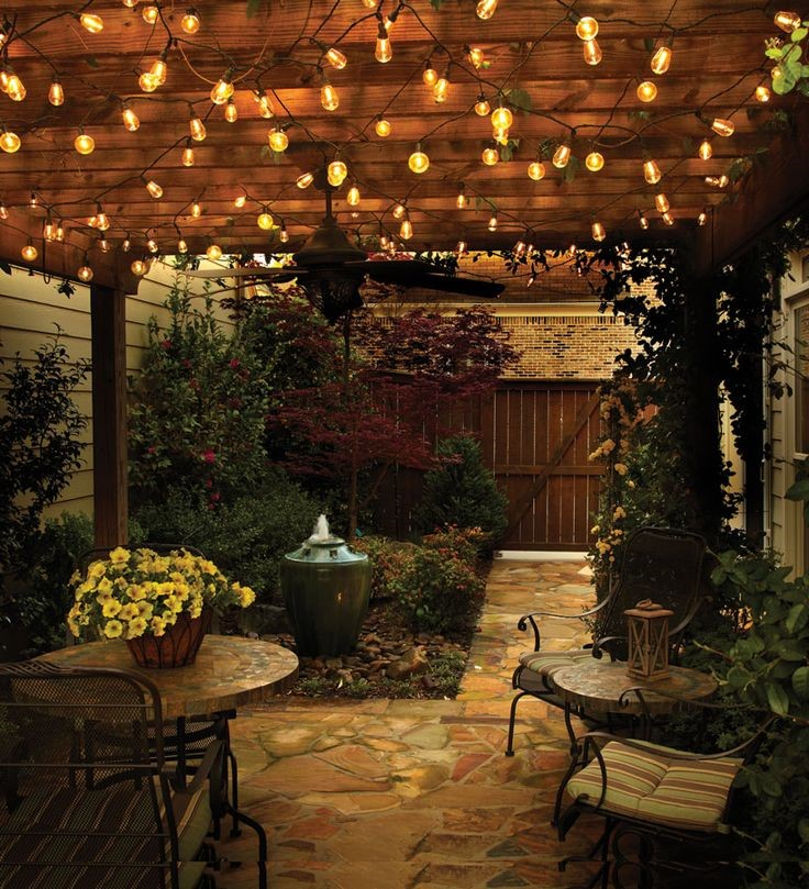 38 innovative outdoor lighting ideas for your garden for Garden lighting designs