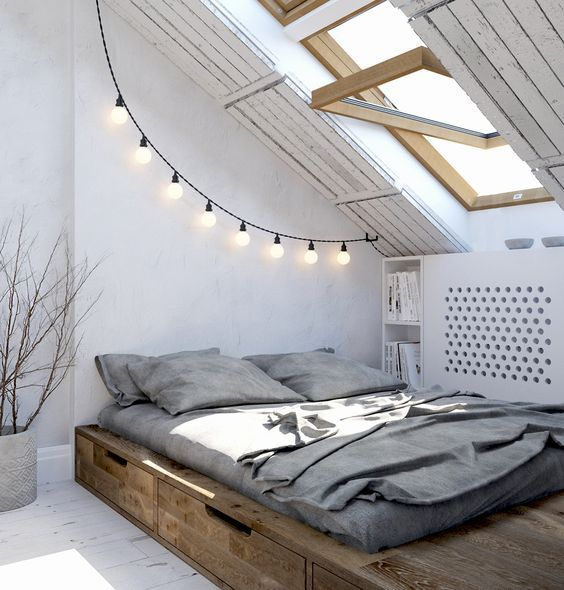 48 Luxury Loft Bedroom Ideas To Enhance Your Home Magnificent Loft Bedroom Design Ideas
