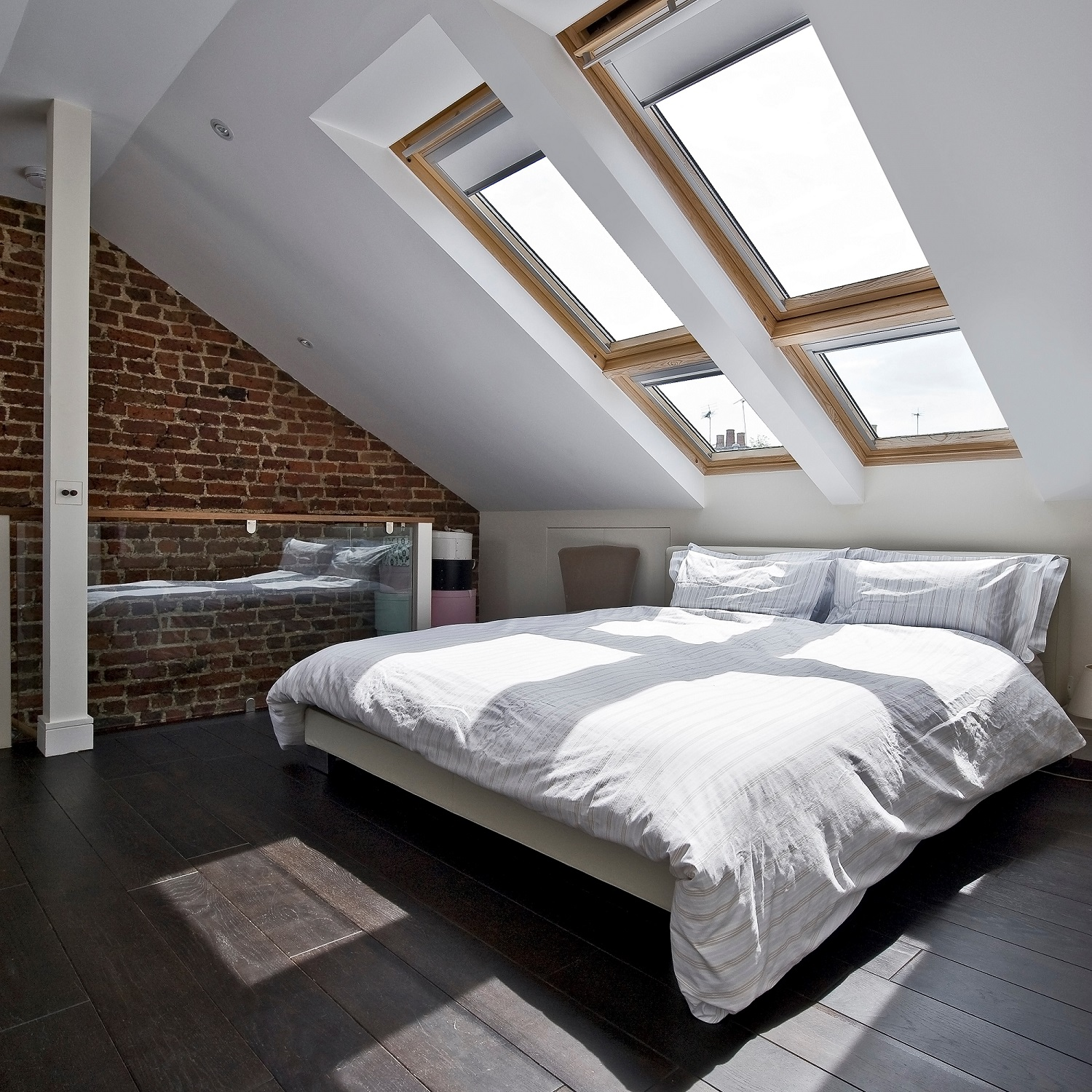 26 luxury loft bedroom ideas to enhance your home