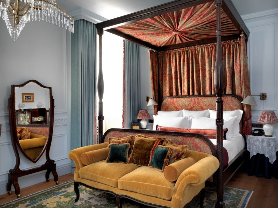 inside the ned london s biggest new hotel opening from soho house. Black Bedroom Furniture Sets. Home Design Ideas