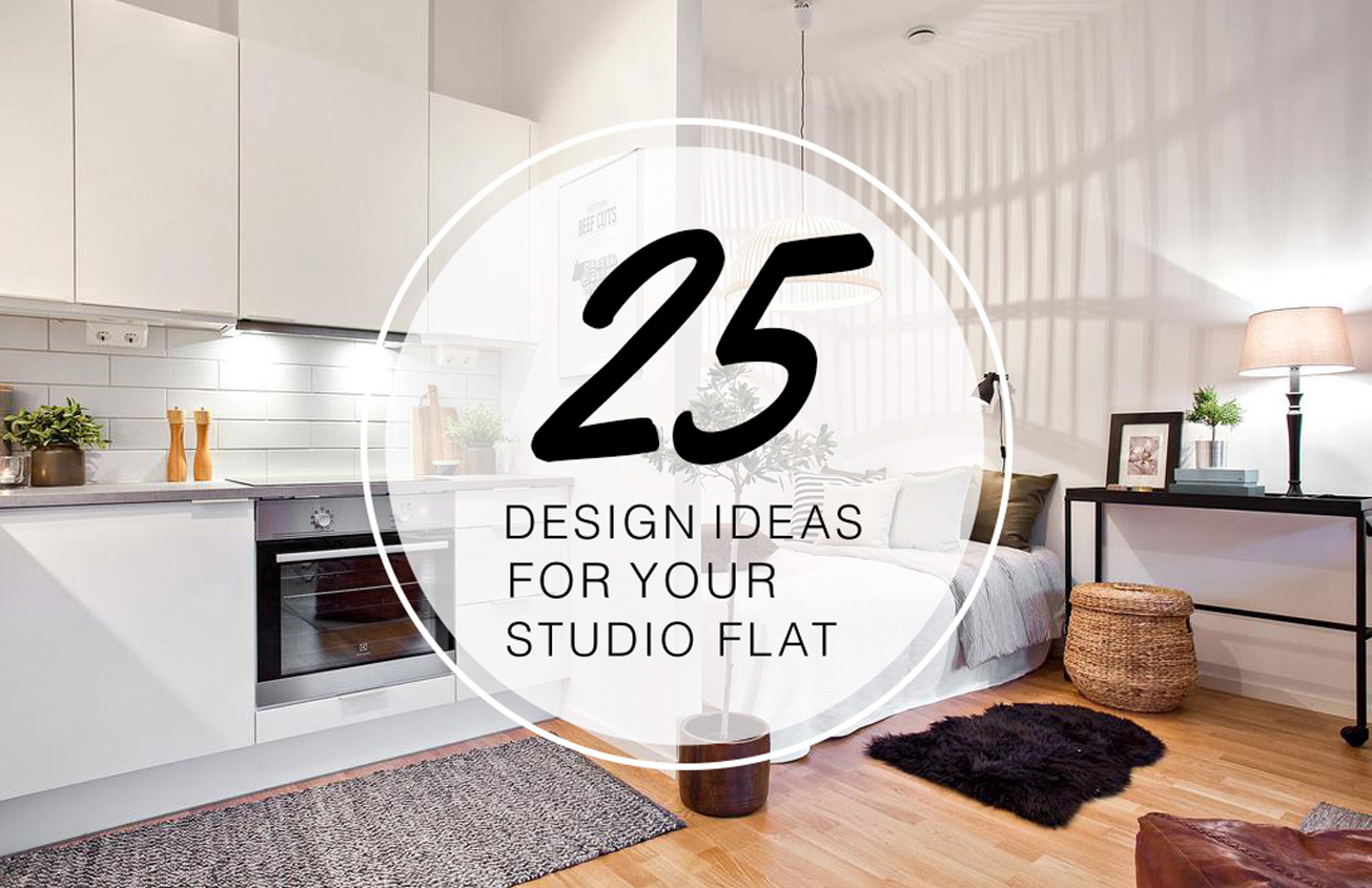25 best studio flat design ideas our definitive guide