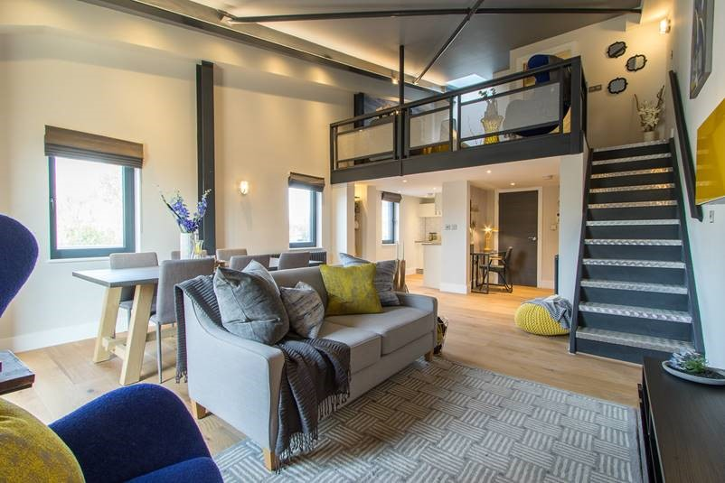 48 Stylish Design Ideas For Your Studio Flat The LuxPad Unique 2 Bedroom Apartments For Sale In Nyc Concept Interior