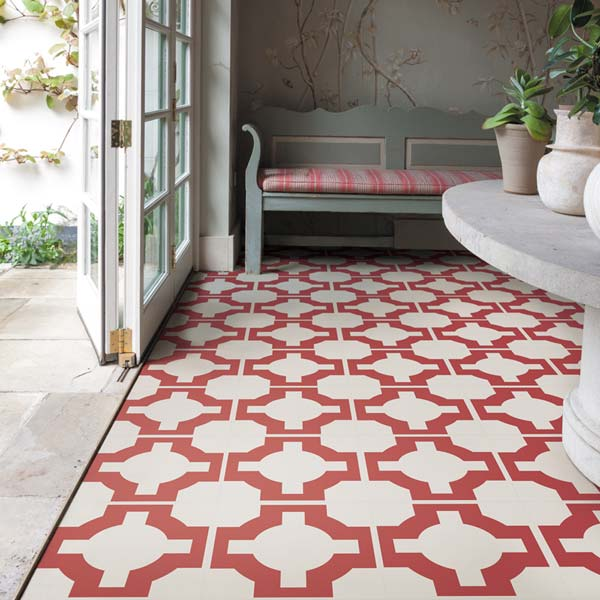 Harvey Maria Vinyl Floor Tiles Design Traditional Kitchen: 21 Conservatory Decor Ideas To Inspire You All Year Round