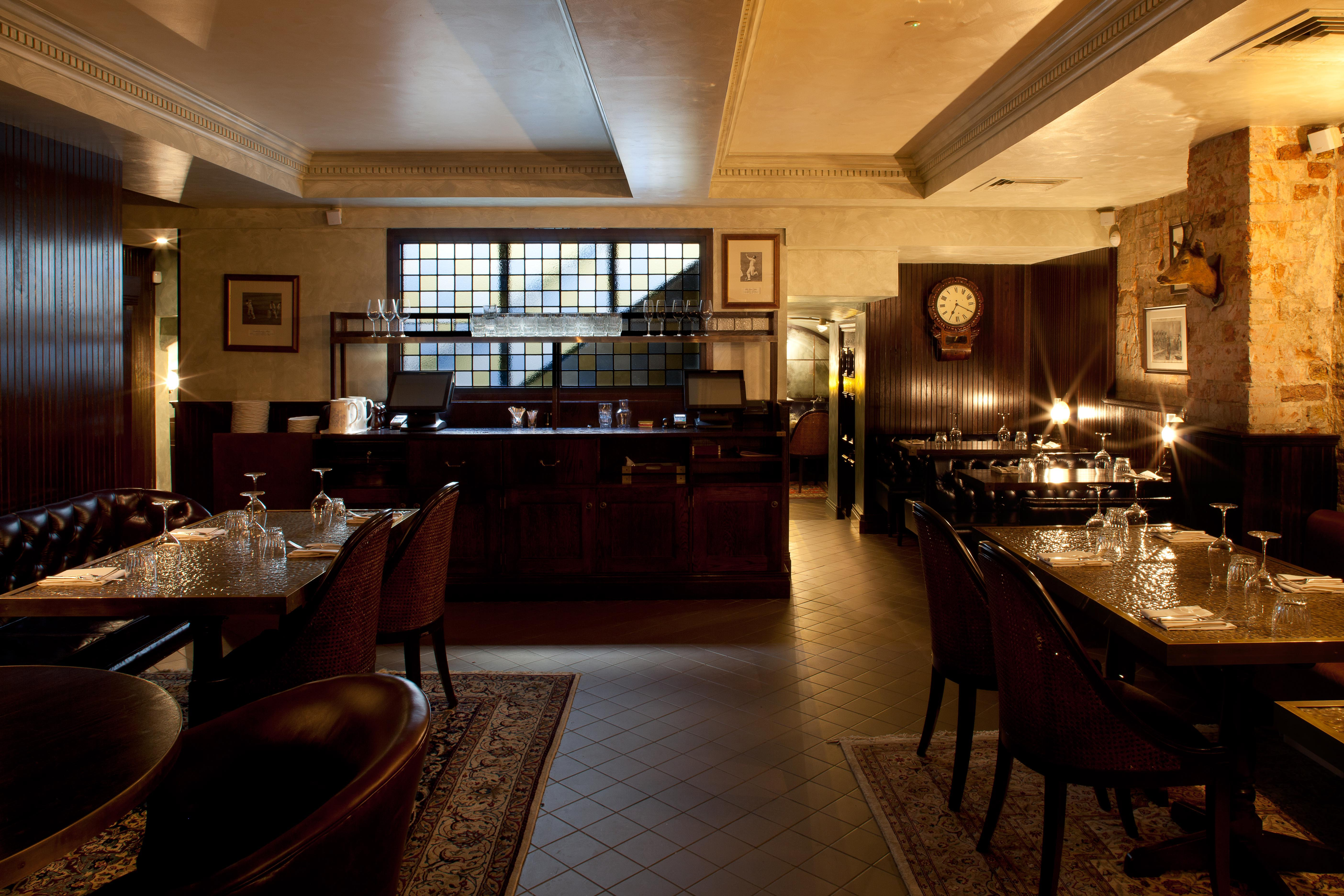 Gymkhana Restaurant Mixing British And Indian Culture In