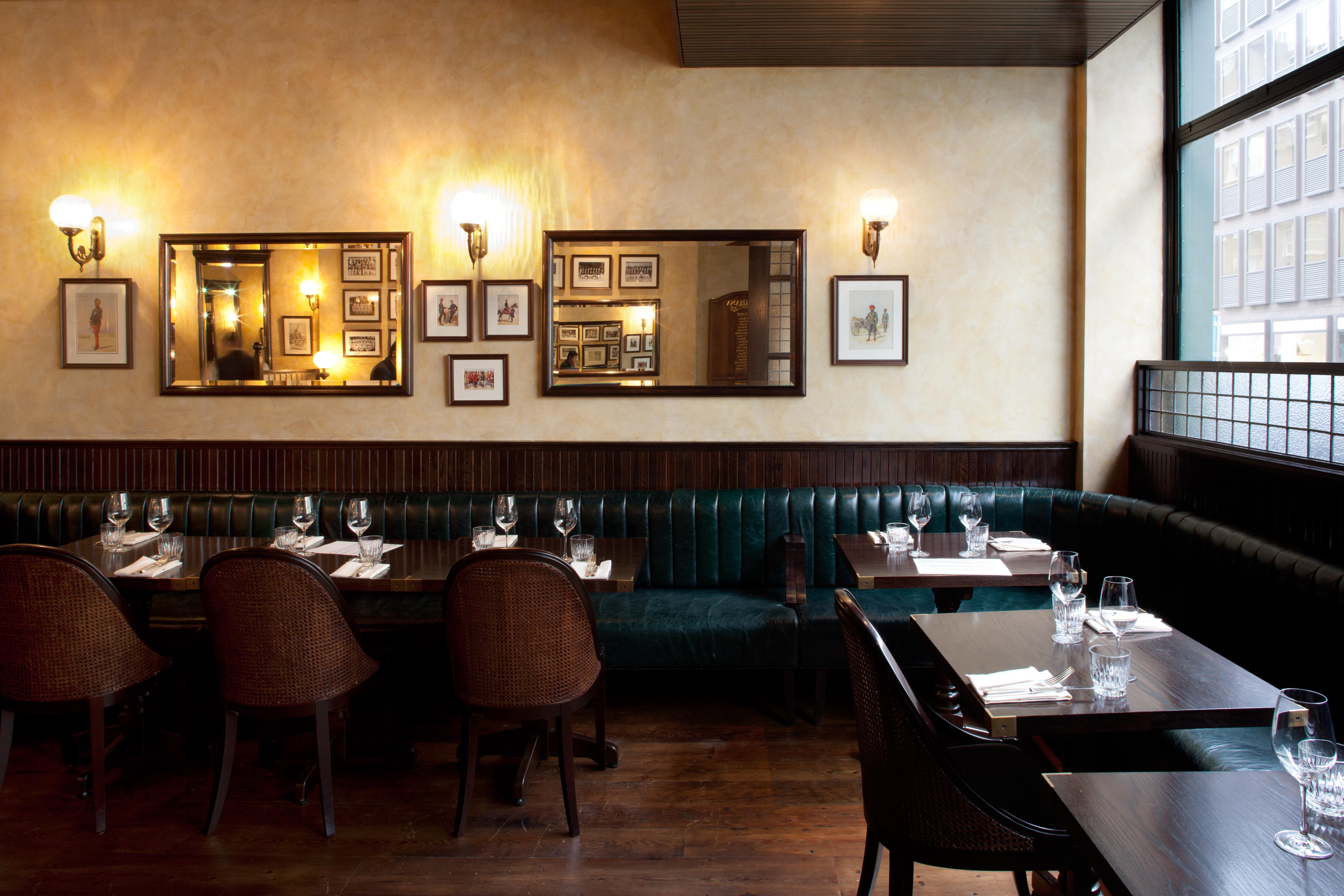 gymkhana restaurant: mixing british and indian culture in mayfair