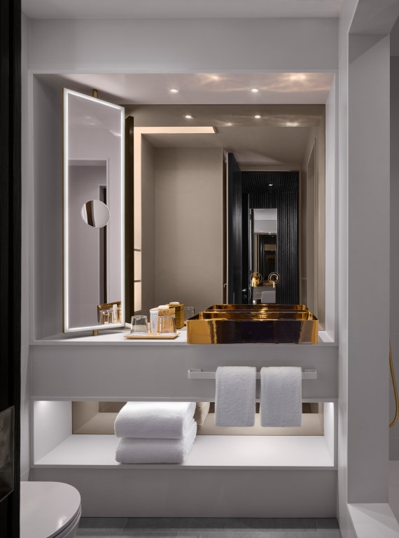 Shoreditch Design Rooms: Nobu Hotel Shoreditch Opens In London's Artistic Quarter