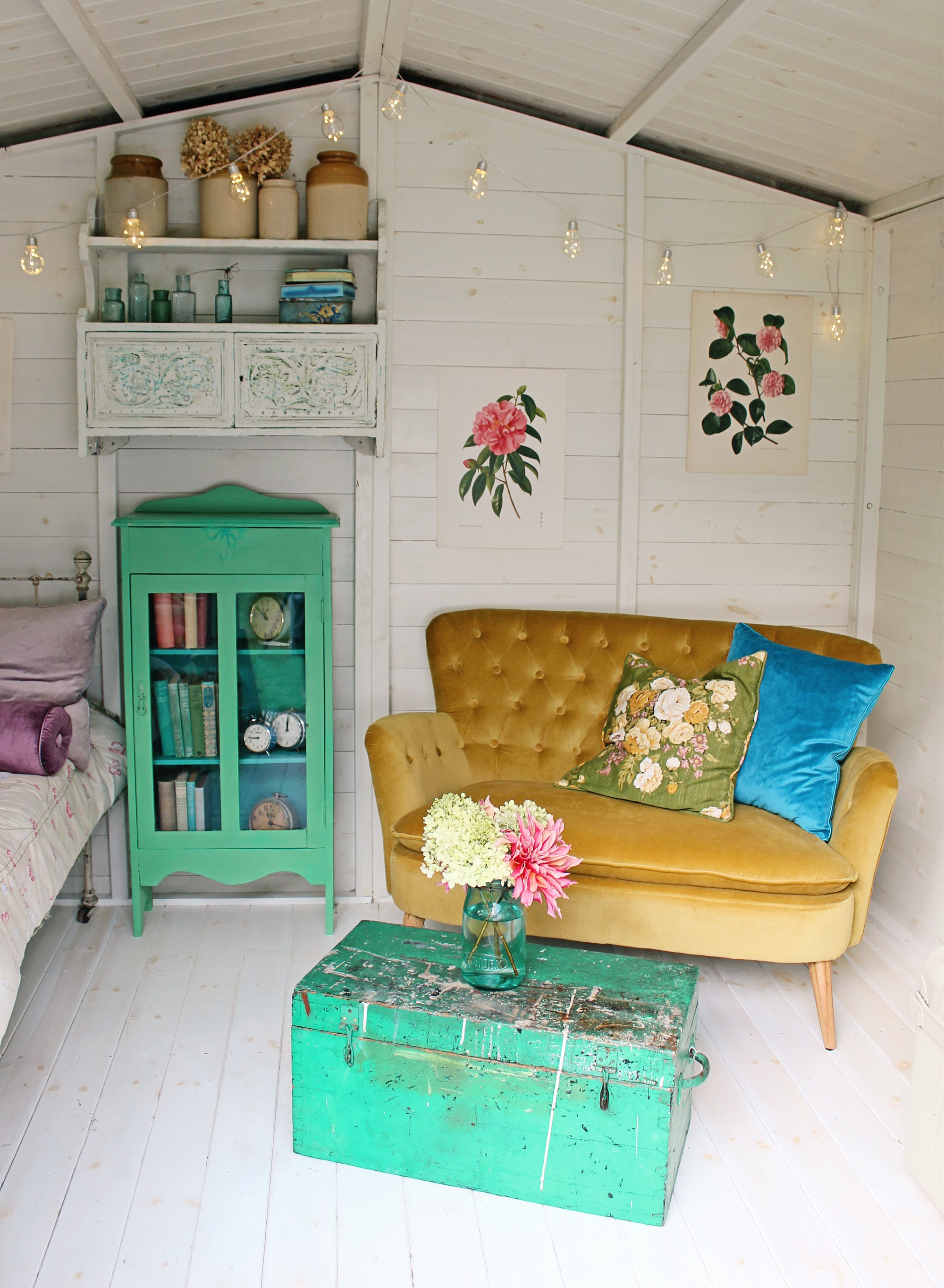 Tamsyn Morgans Summer House Interiors